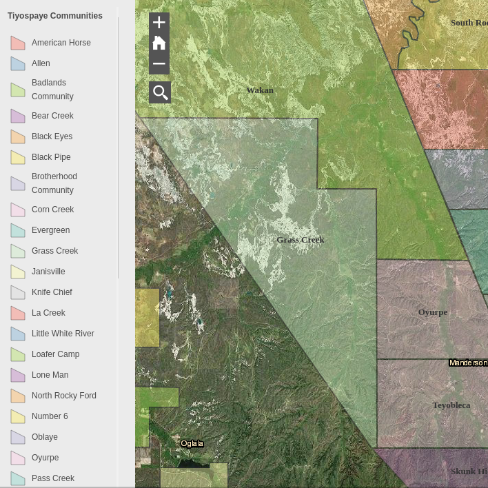 Prime Agriculture Lands Pine Ridge