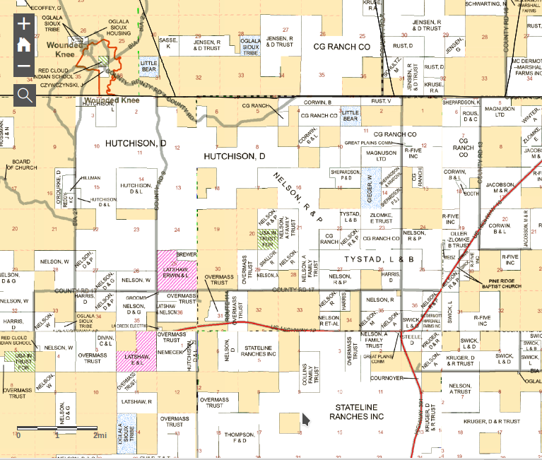 County Plat Maps